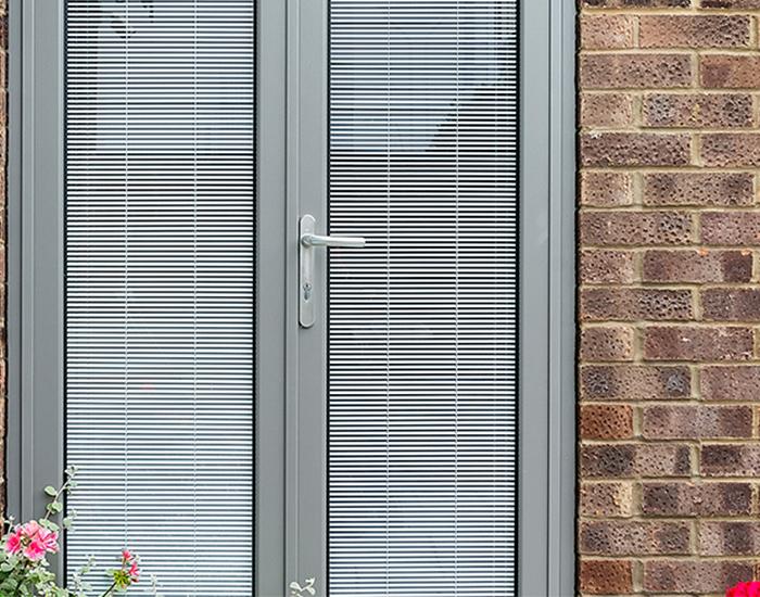 Aluminium French Doors Godstone