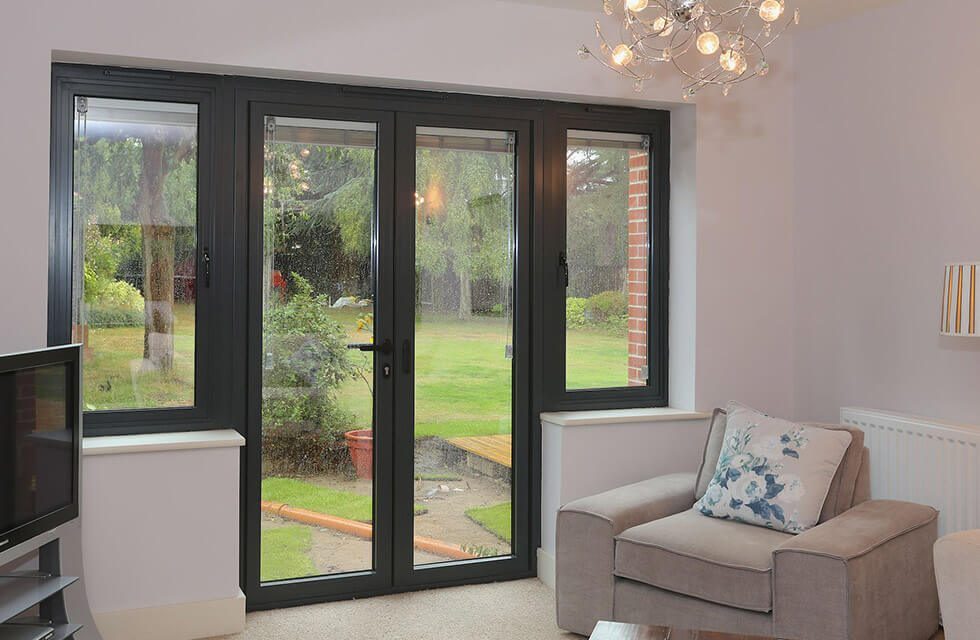 french doors crawley