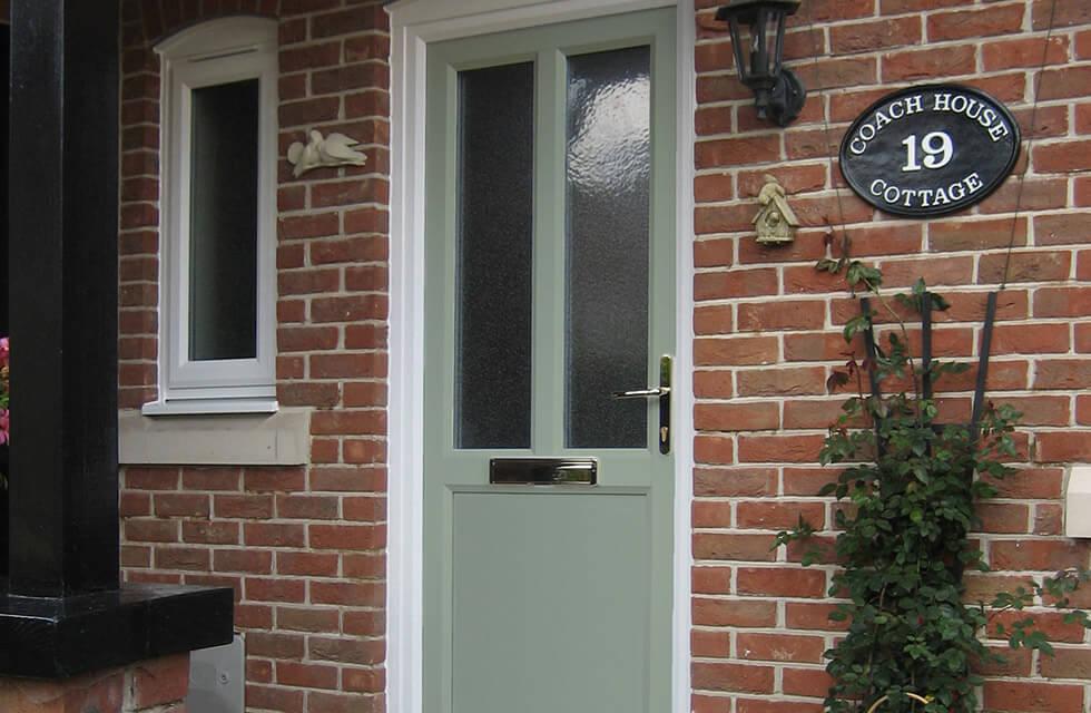 composite front doors godstone