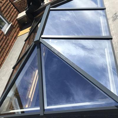 lantern roofs crawley