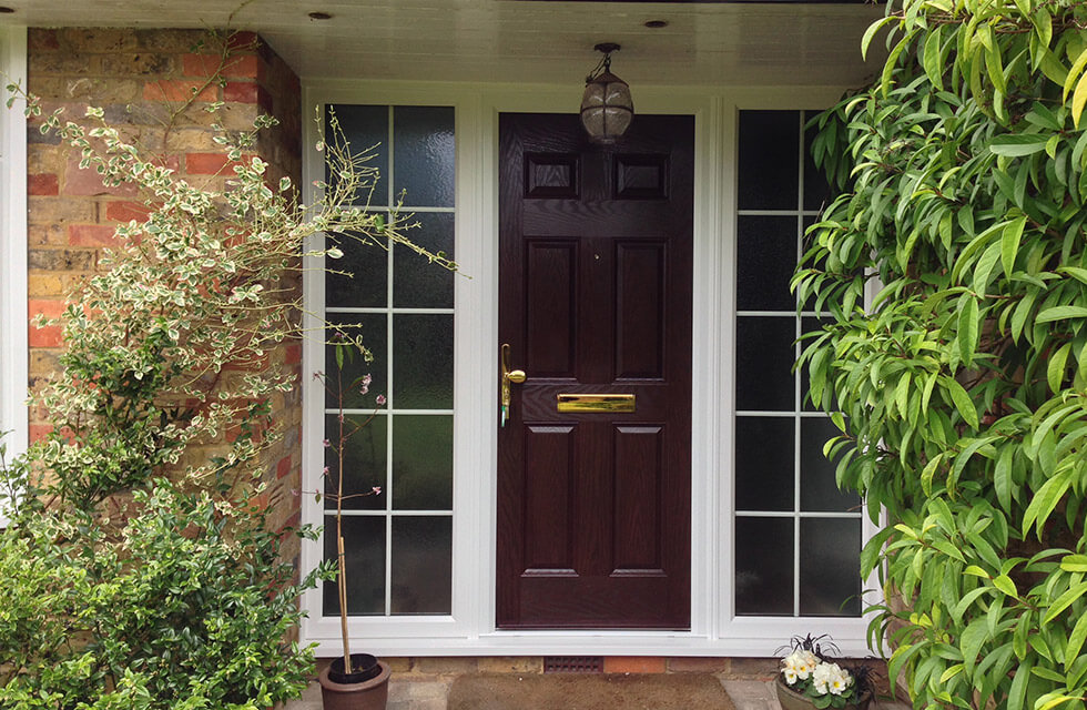 composite front doors crawley