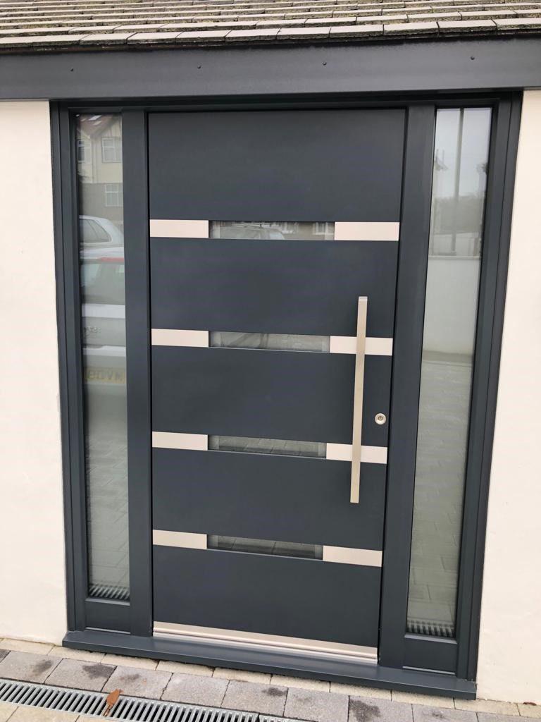 Spitfire S-500 Aluminium Doors