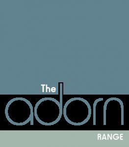 adorn range logo