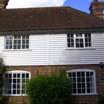 White Aluminium Windows South East