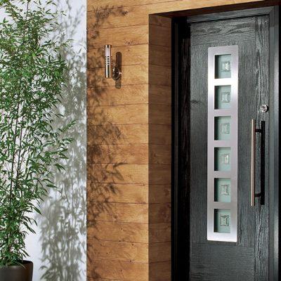 Black Premium Door
