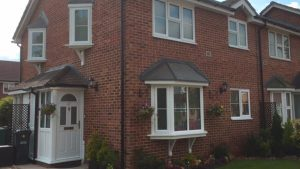 New windows for Surrey home