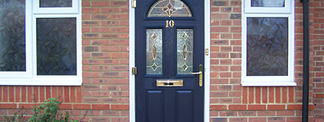 Composite Doors in Sussex