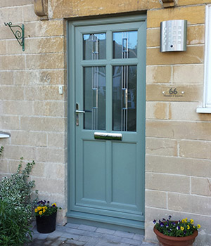 Composite Doors in Kent