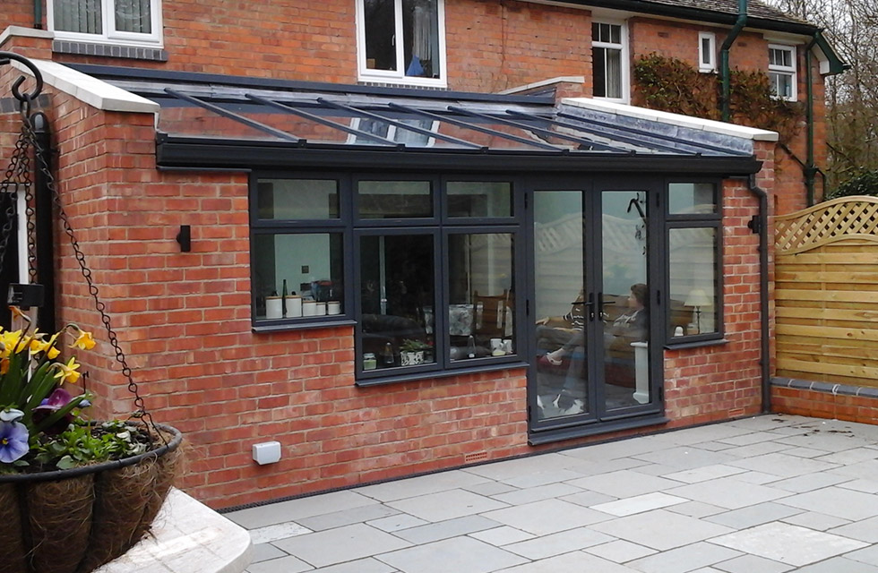 lean-to conservatory roof sutton
