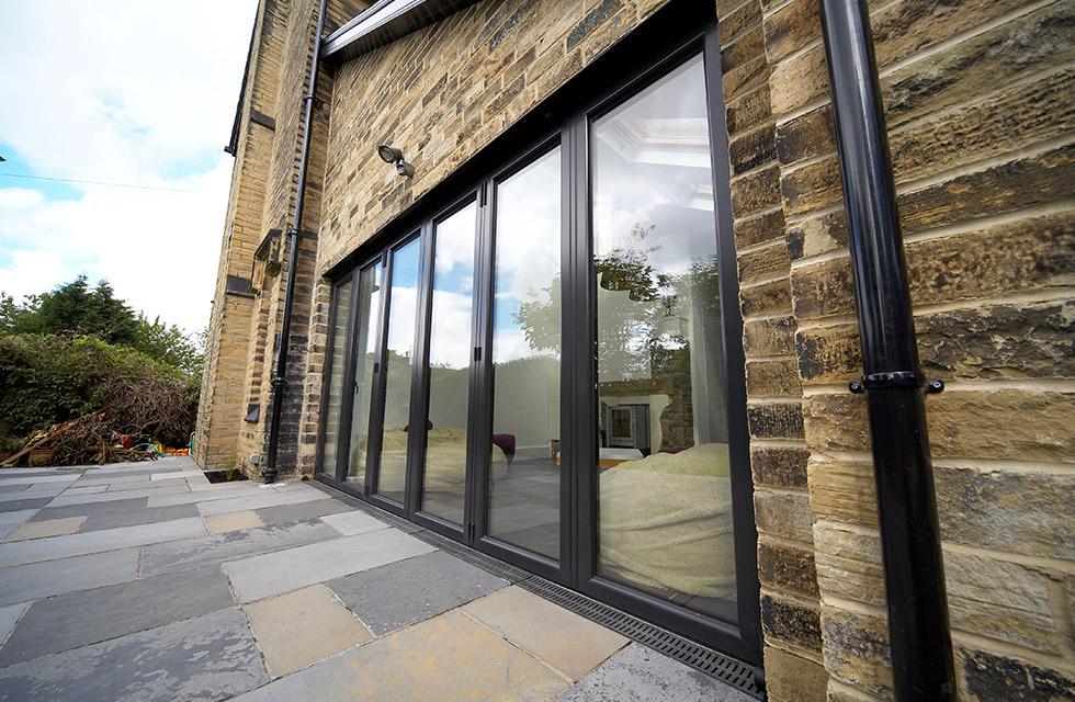 sutton aluminium doors
