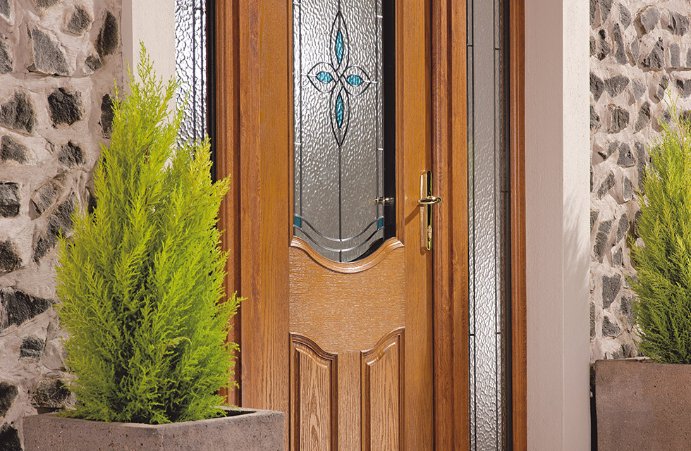 entrance front doors crawley