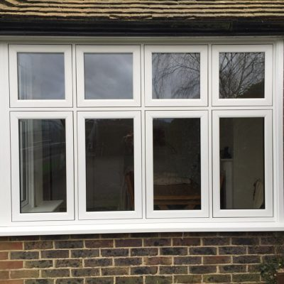 Flush Sash Window Installation