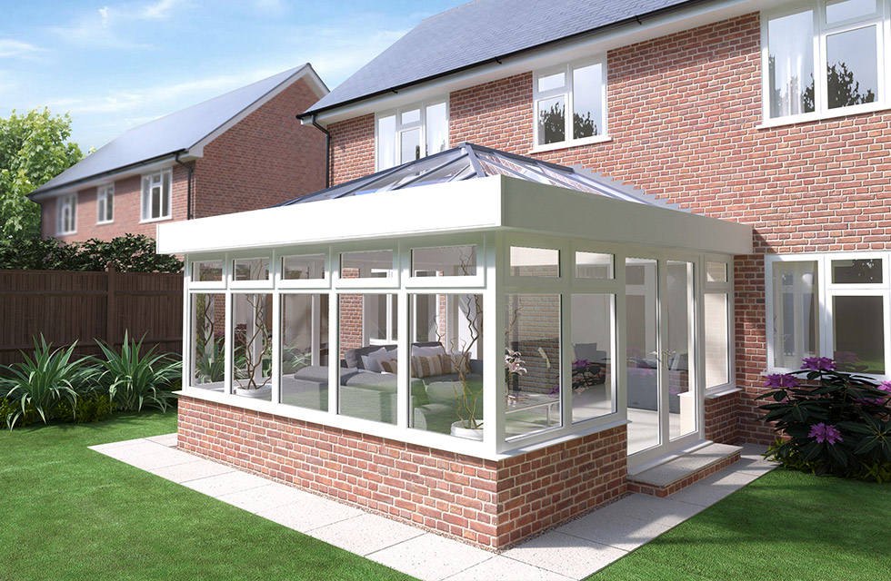 Orangery in White