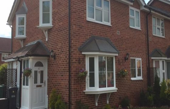 Mr Carteret's house, Surrey
