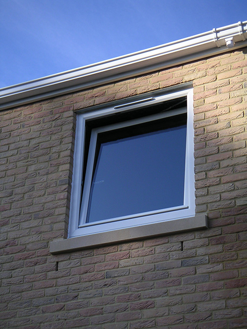 Tilt Turn Window Exterior