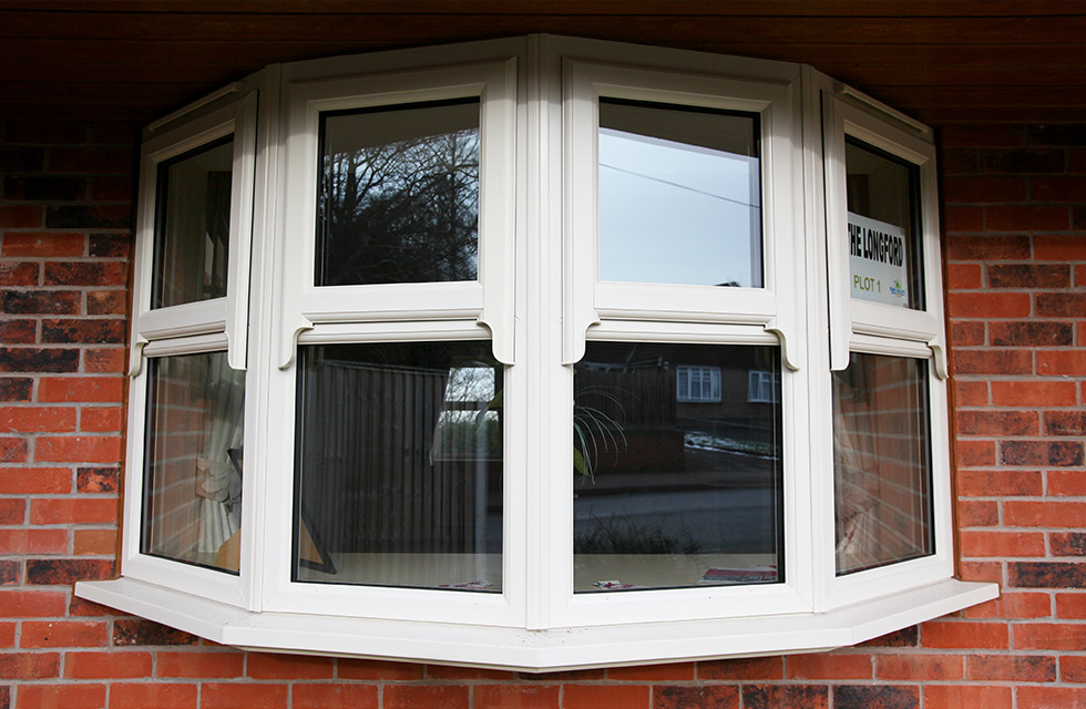 Casement Windows with Added Sash Horn