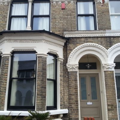 Black Sash Windows
